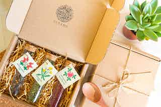 Boxes & Hampers in Sustainable Food & Drink