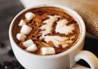 Hot Chocolate  in Drinks