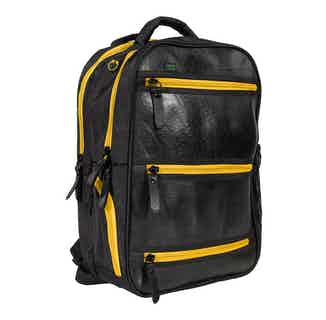 Backpack Black Tiger from Ecowings in Bags, Men's Sustainable Fashion