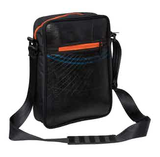 Laptop Shoulder Bag Robby from Ecowings in Bags, Men's Sustainable Fashion