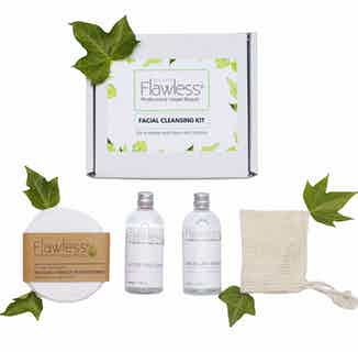 Zero Waste Facial Cleansing Kit from Flawless in Face, Skincare