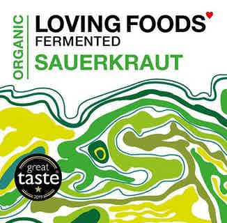 Organic Natural Fermented Vegetables | 500g | 6 or 12 Cases from Loving Foods in Fermented Food & Drinks, Health Foods