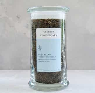 Mama Bloom Third Trimester Herbal Tea | 60 Servings from Nikki Hill Apothecary in Tea, Drinks