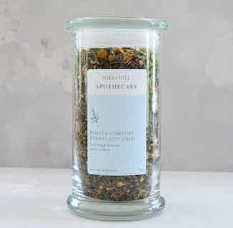 Female Comfort Pain- Relief Herbal Tea | 60 Servings from Nikki Hill Apothecary in Tea, Drinks