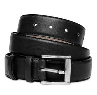 Taylor Belt in Black from Watson & Wolfe in Belts, Accessories