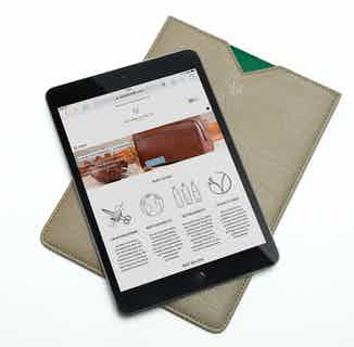 iPAD Mini Case in Stone Cactus from Watson & Wolfe in Tablet Cases & Sleeves, Electronics