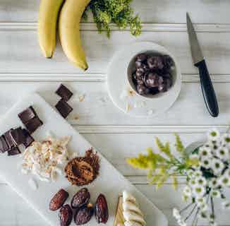 Choco Banananut Bites from Moral Fibre in Snacks & Treats, Sustainable Food & Drink
