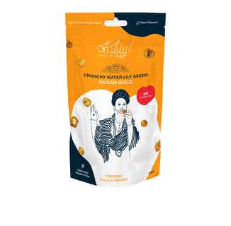 Oh Lily! Indian Gold  (turmeric and black pepper) from Oh Lily Snacks in Nuts, Seeds & Grains, Health Foods