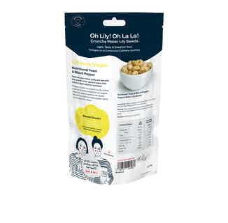 Oh Lily! Cheezy Vegan (nutritional yeast) from Oh Lily Snacks in Nuts, Seeds & Grains, Health Foods