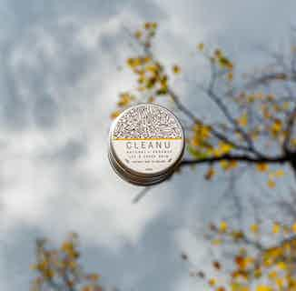 Sunflower & Sesame Vegan Lip Cheek Balm from Clean U Skincare in Lips, Skincare