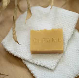 Soapnut & Turmeric Soap Bar from Clean U Skincare in Soaps & Hand Wash , Hygiene