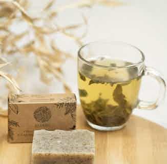 Soapnut & Green Tea Soap Bar from Clean U Skincare in Soaps & Hand Wash , Hygiene