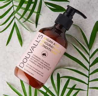 Organic Argan and Natural Ungurahua Conditioner   275ml from Douvalls in Conditioner, Haircare