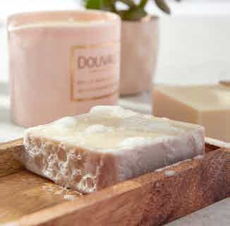 Natural Argan & CBD Organic Soap   100g & 4mg of CBD from Douvalls in Soaps & Hand Wash , Hygiene