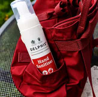 Eco- Friendly Sustainable Hand Sanitising Foam | 200ml from Delphis Eco in Soaps & Hand Wash , Hygiene