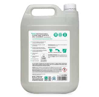 Eco- Friendly Sustainable Floor and Surface Lemon Gel Cleaner | 5ltr from Delphis Eco in Cleaning Products, Household & Laundry