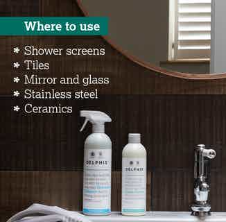 Eco- Friendly Sustainable Daily Shower Cleaner | 700ml from Delphis Eco in Cleaning Products, Household & Laundry