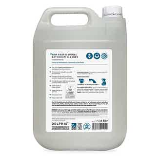 Eco- Friendly Sustainable Bathroom Cleaner Concentrate | 5Ltr from Delphis Eco in Cleaning Products, Household & Laundry