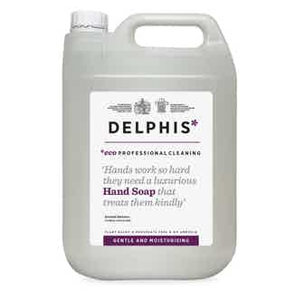 Eco- Friendly Sustainable Liquid Hand Soap Wash   5Ltr from Delphis Eco in Soaps & Hand Wash , Hygiene