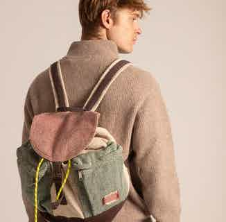 Kala Camp Backpack from Hemper Handmade in Backpacks, Bags