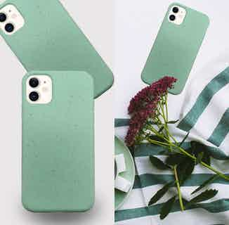 Eco Friendly Phone Case   iPhone 11   Mint Green from Uunique London in Phone Cases, Electronics