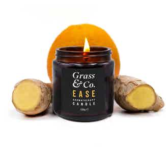 EASE Aromatherapy Candle from Grass & Co. in Sustainable Beauty & Health,