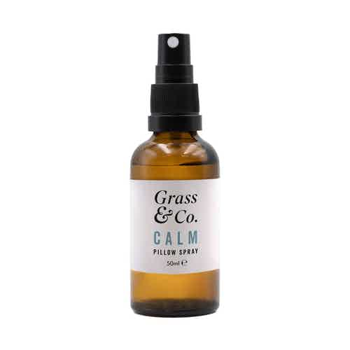 CALM Pillow Spray from Grass & Co. in Sustainable Beauty & Health,