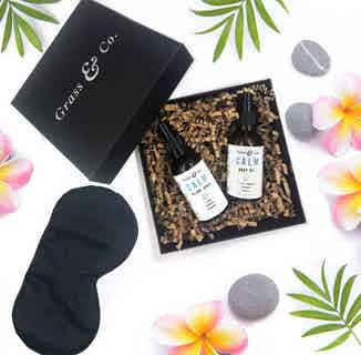 Little Box of  CALM from Grass & Co. in Sustainable Beauty & Health,