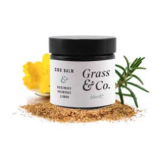 CALM 300mg CBD BALM from Grass & Co. in Sustainable Beauty & Health,