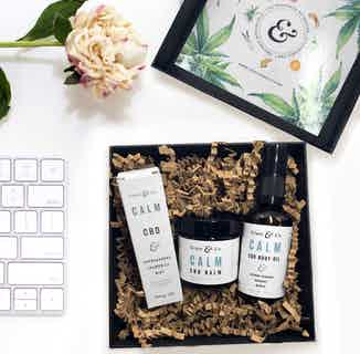 BIG Box of CALM from Grass & Co. in Sustainable Beauty & Health,