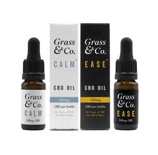 The AM & PM Kit from Grass & Co. in CBD Consumables , CBD