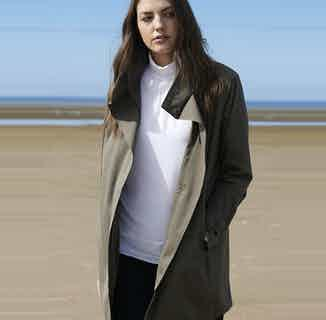 Waterproof Commuter | Jacket | Alternative Colours Available from Protected Species in Jackets & Coats, Women's Sustainable Clothing