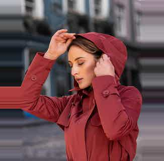 Waterproof Mac Raincoat | Alternative Colours Available from Protected Species in Jackets & Coats, Women's Sustainable Clothing
