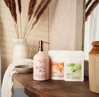 Hair & Body Wash Starter Set from Milly & Sissy in Sustainable Beauty & Health,