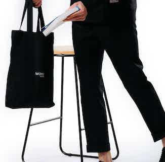 Essentials Tote Bag - Black from Morcant in Women's Sustainable Clothing,