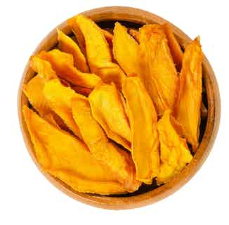Gently Dried Mango Bites | 9x30g Servings from Jungle Fruits in Snacks & Treats, Sustainable Food & Drink