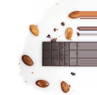 DARK MYLK  -  Plant-Based Dark Milk Chocolate - 35g from Mr Popple's Chocolate
