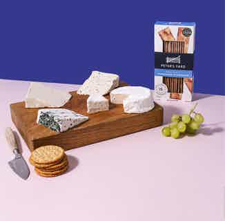 The Sharing Selection from Honestly Tasty in Cheese, Sustainable Food & Drink