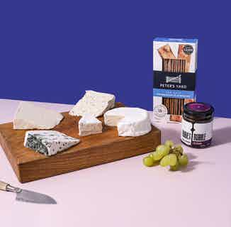 The Cheeseboard Selection from Honestly Tasty in Cheese, Sustainable Food & Drink