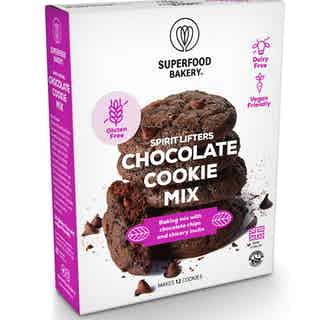 Spirit Lifters   Vegan & Gluten Free Chocolate Chip Cookie Mix   Makes 12 from Supergood Bakery in Baking, Sustainable Food & Drink