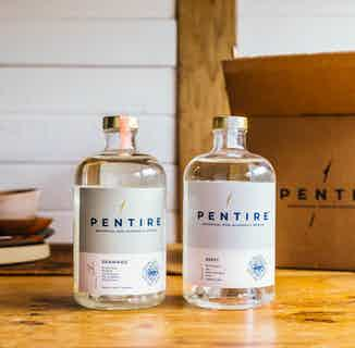 Adrift & Seaward & Tonic   Sober October Bundle   2 x 70cl from Pentire Drinks in Non-Alcoholic , Drinks