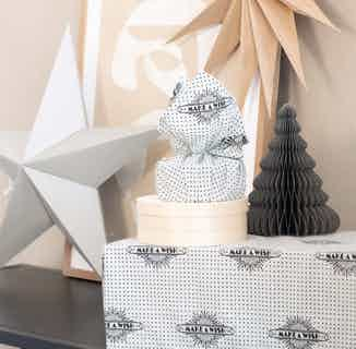 Fabric Gift Wrap Furoshiki Cloth - Make A Wish Single Sided from FabRap in Gift Wrapping , Gifts