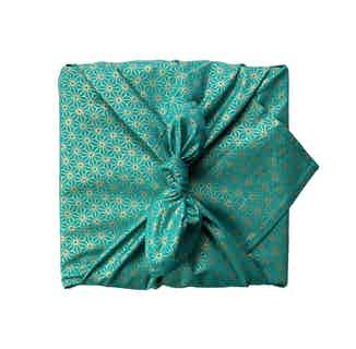 Fabric Gift Wrap Furoshiki Cloth - 10 Piece Jumbo Multi-size & Multi-style Starter Pack from FabRap in Gift Wrapping , Gifts