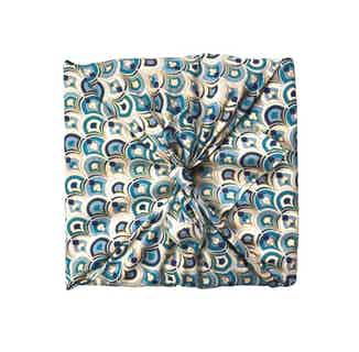 Fabric Gift Wrap Furoshiki Cloth - Art Deco Single Sided from FabRap in Gift Wrapping , Gifts