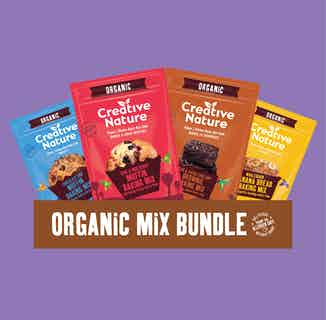 Organic Mix Bundle from Creative Nature in Boxes & Hampers, Sustainable Food & Drink