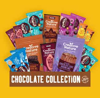 Chocolate Collection from Creative Nature in Boxes & Hampers, Sustainable Food & Drink
