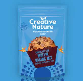 Chocolate Chip Muffin Baking Mix from Creative Nature in Baking, Sustainable Food & Drink
