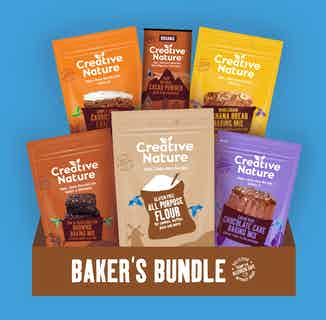 Baker's Bundle from Creative Nature in Boxes & Hampers, Sustainable Food & Drink