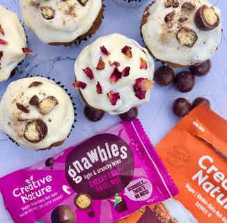 Cheeky Choc HazelNOT Gnawbles x 15 from Creative Nature in Snacks & Treats, Sustainable Food & Drink