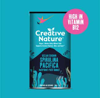 Spirulina Pacifica from Creative Nature in Superfoods, Health Foods